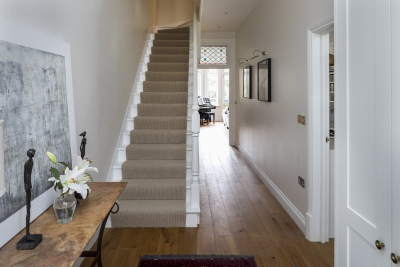 hallway new stair