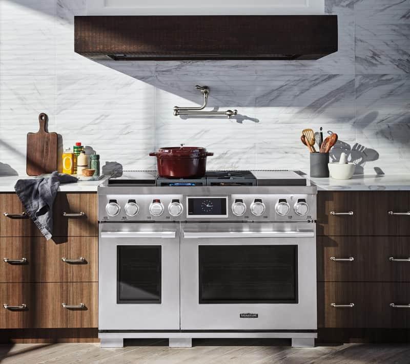 dual stove