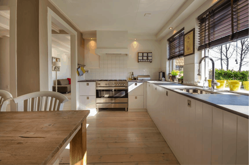 functional kitchen remodelling