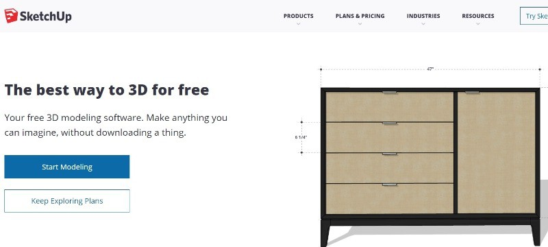 15 Best Free and Paid Cabinet Design Software for Kitchens (2019)