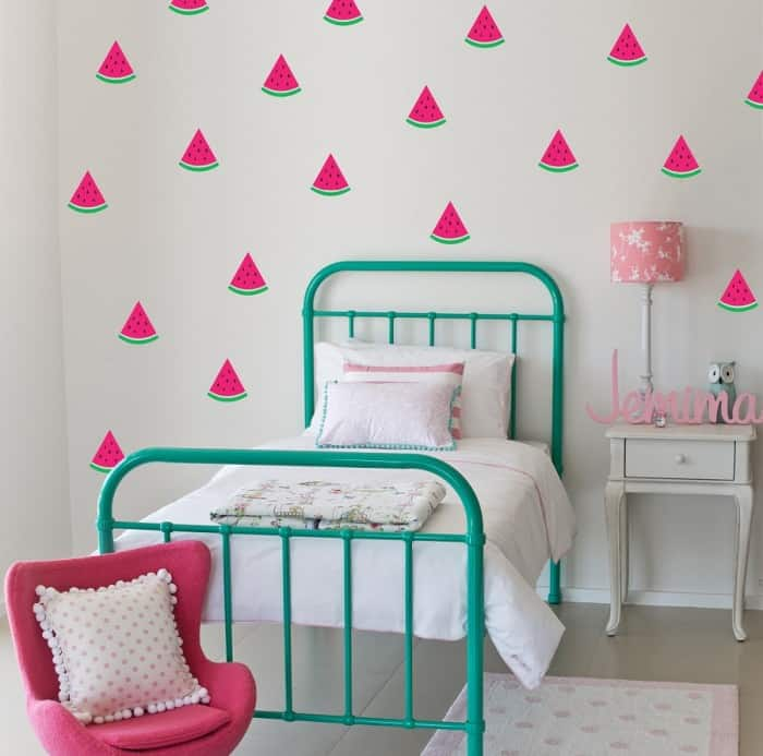 kids room watermelon