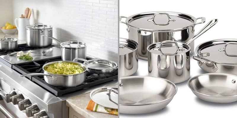 cooking set comparison