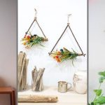 6 DIY Wall Hanging Ideas That Will Class Up Your Living Room