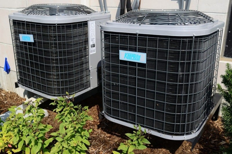 repair or replace the AC units