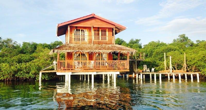 caribbean house