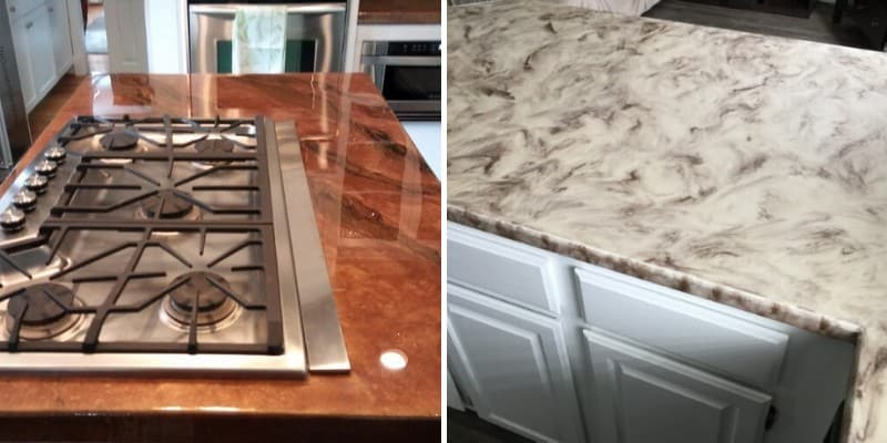 Advantages and Disadvantages of Epoxy Resin Countertops ...