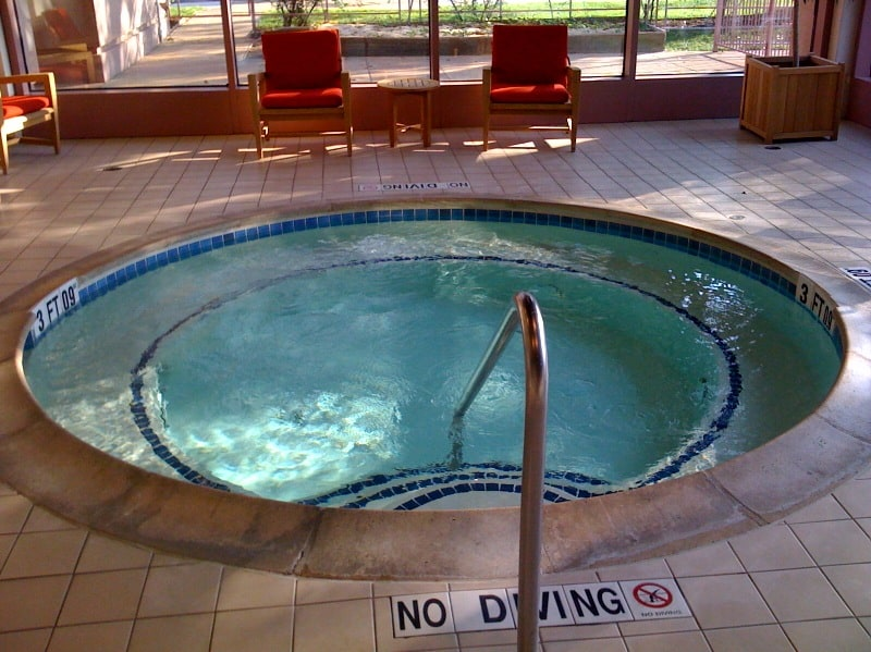 Have You Dreamed Of Having a Hot Tub By Your Pool But Are ...