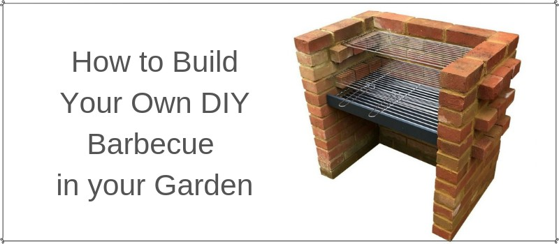 DIY BBQ with Bricks