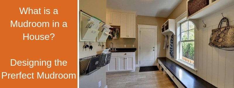 explanation of mudroom and design tips