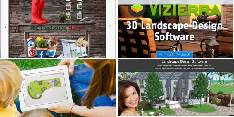 software to create landscape designs
