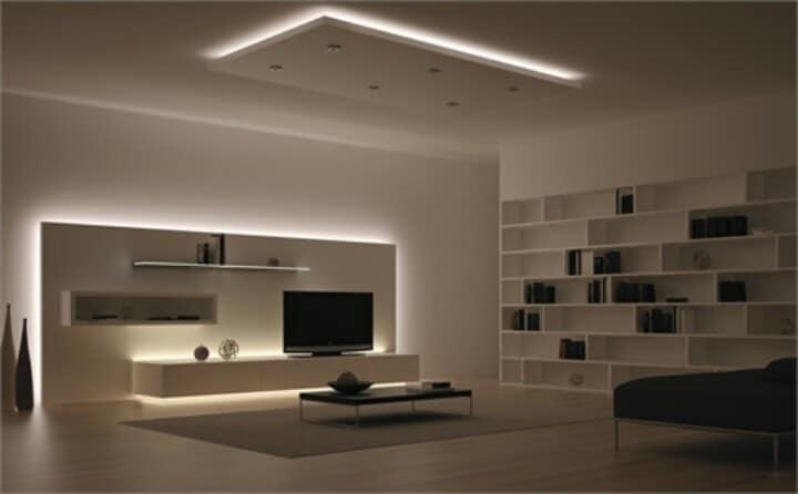 LED indirect