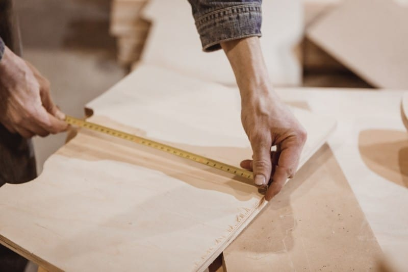 plywood material for roofing guide