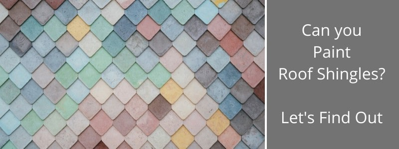colorful shingles