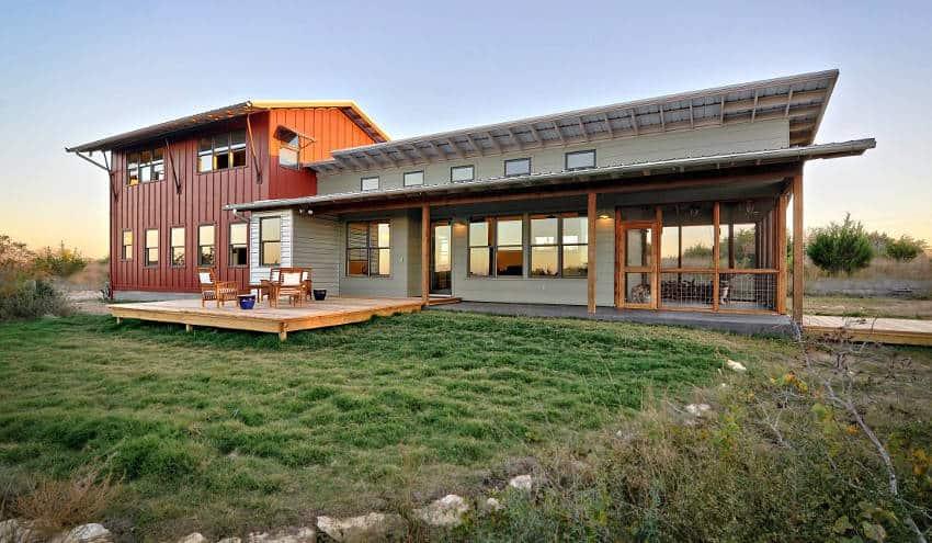 prefabricated metal house