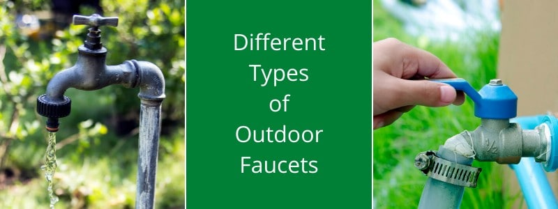 outdoor faucets