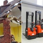 List of Heavy Equipment You Will Need for House Renovations
