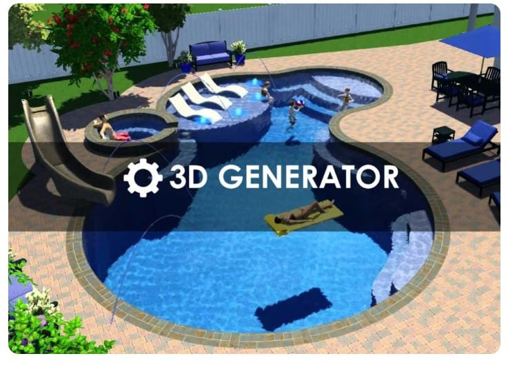 design your pool