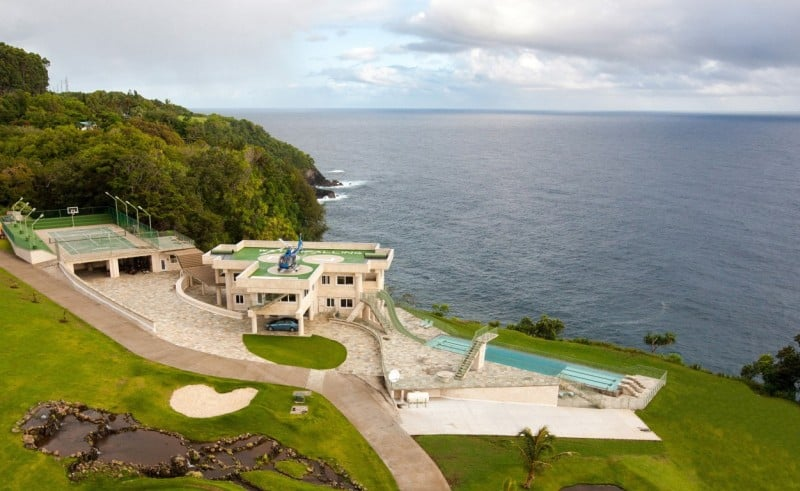 justin bieber vacation house