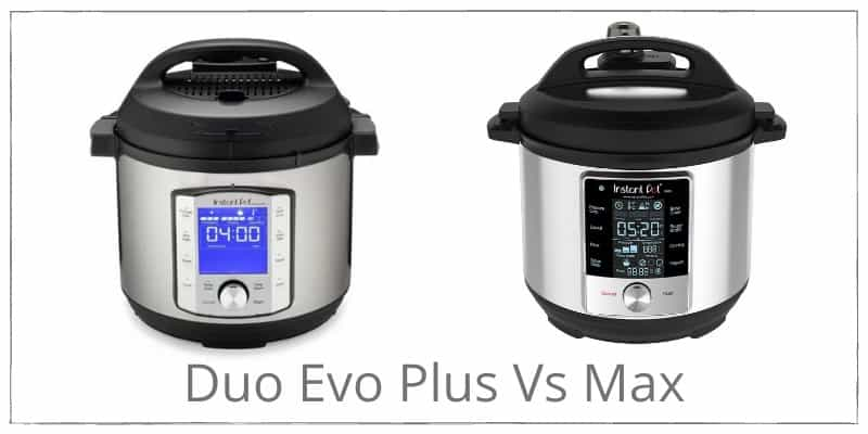 comparison of instantpot models