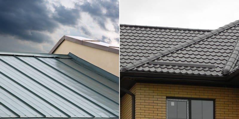 pros cons of metal roofs