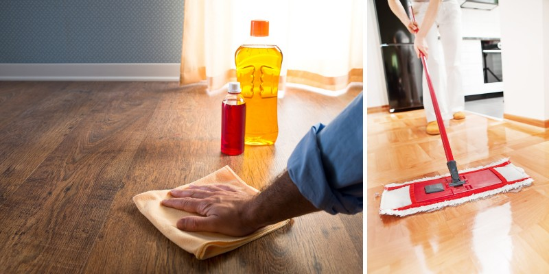 10 ways to remove blackstains from hardwood