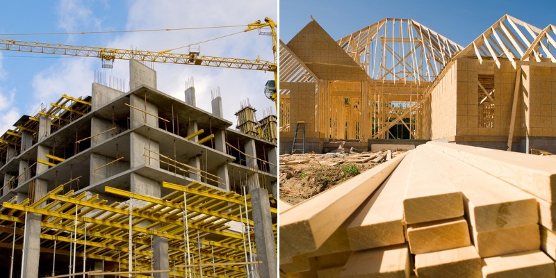 types of house construction