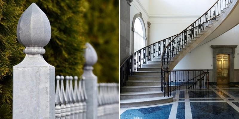 home railing ideas