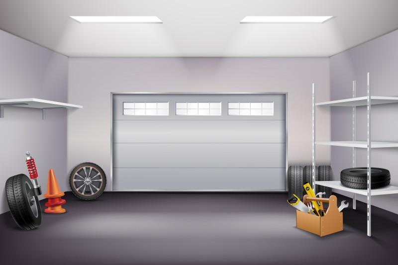 best paints for interior garage walls