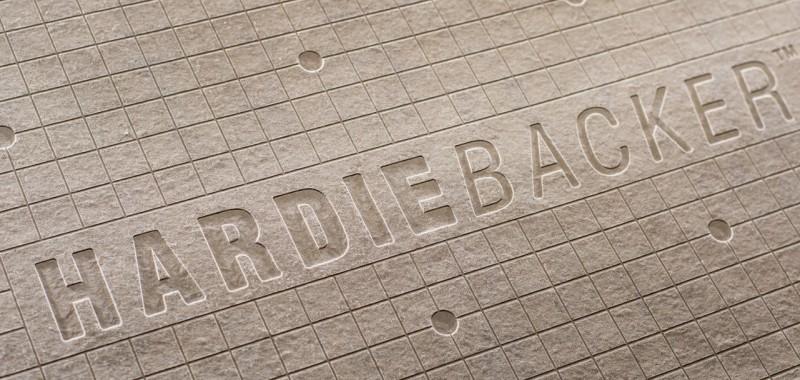 hardiebacker cement board