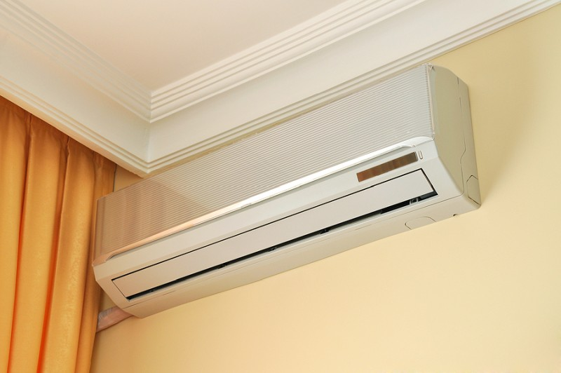 wall mount AC