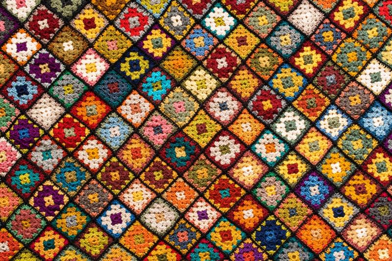 Afghan blankets
