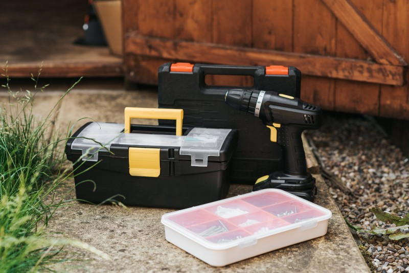 different types of toolbox