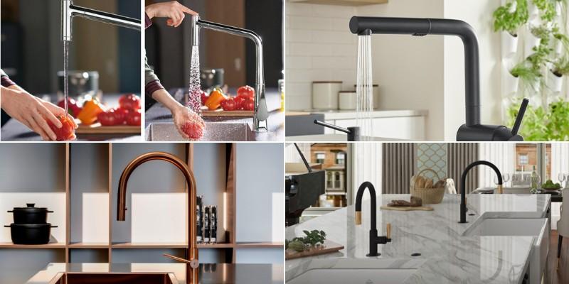 top kitchen faucet brands