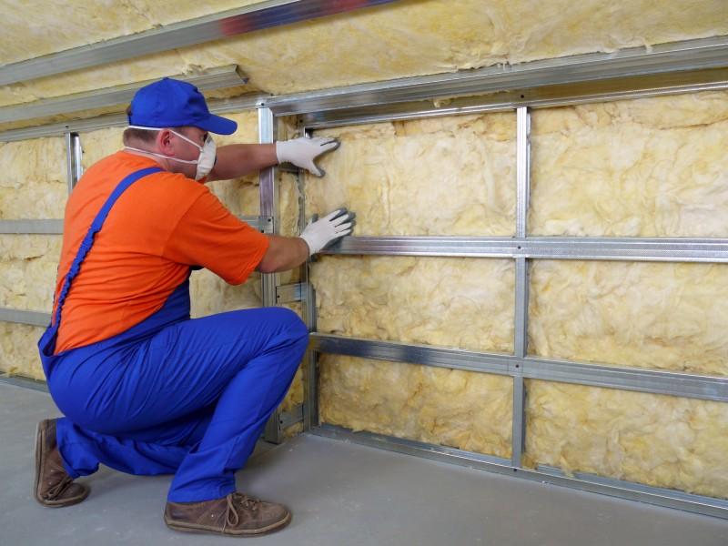 unfaced fiberglass insulation