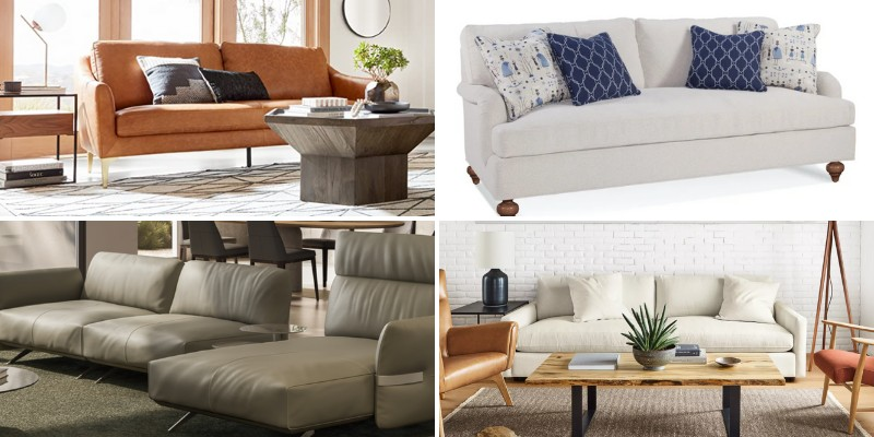 top sofa couch brands